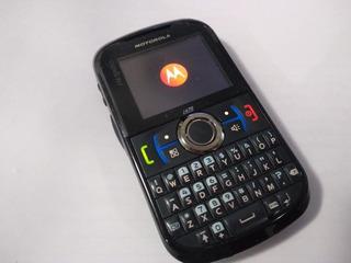 Aparelho Celular Nextel Motorola I475w Preto Funcionando