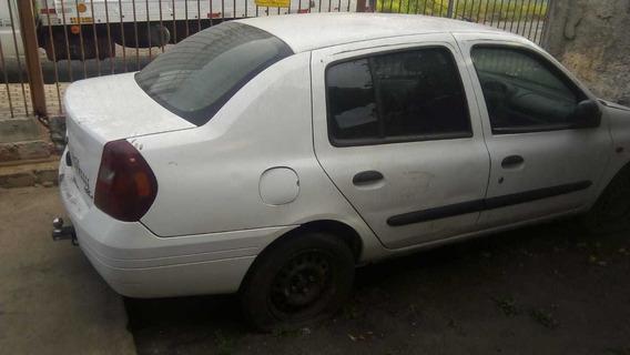 Renault Clio 1.0 2002 (para Reposição De Peças)