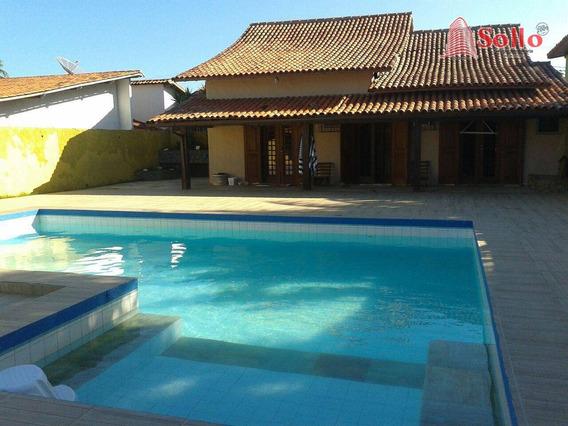 Casa 400m² De Área Construída Com 2 Dorms Em Ogiva - Cabo Frio - Rj - Ca0029