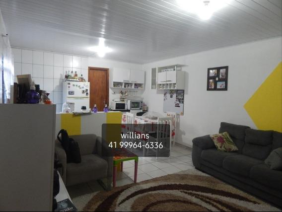 Casa 4 Pecas, Quarto, Sala, Cozinha E Banheiro
