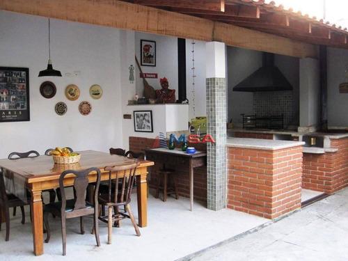 Imagem 1 de 23 de Casa À Venda, 390 M² Por R$ 2.900.000,00 - Pacaembu - São Paulo/sp - Ca0122