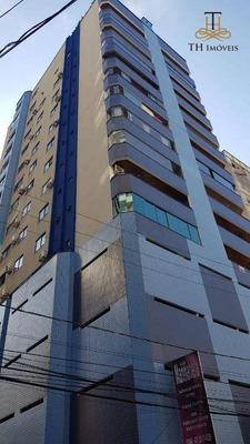 Apartamento Com 2 Dormitórios Para Alugar, 72 M² Por R$ 350/dia - Centro - Balneário Camboriú/sc - Ap0570