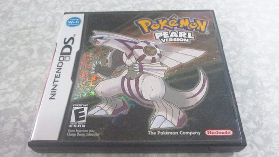 Nintendo Ds - Pokémon Pearl - Original Americano