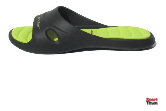 Sandalias Rider Mujer Verde Slide Feet Iv 8115220534