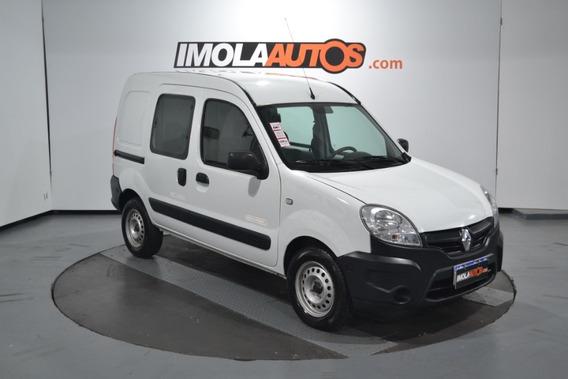 Renault Kangoo 1.6 Furgon Confort 5as 2plc M/t -imolaautos