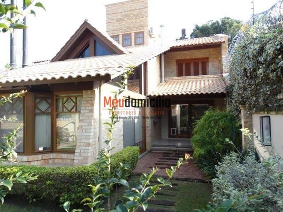 Casa A Venda No Bairro Ipanema Em Porto Alegre - Rs. - 15219md-1