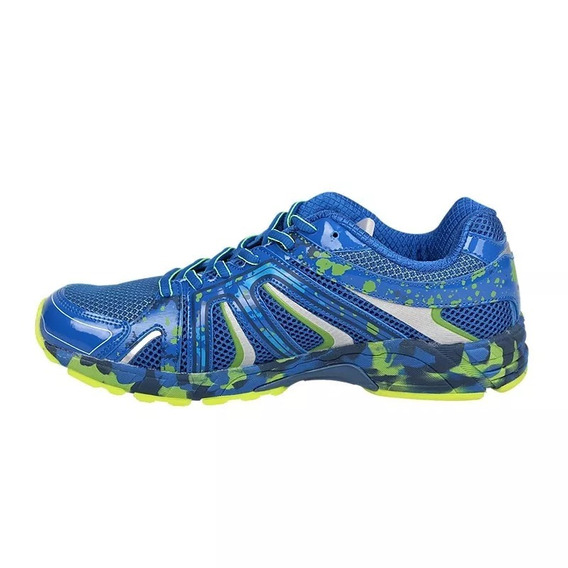 Zapatilla Montagne Running Hombre Pikes Reforzada Gym Deport