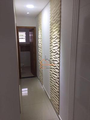 Studio Com 2 Dormitórios À Venda, 35 M² Por R$ 160.000 - Jardim Helena - São Paulo/sp - St0018