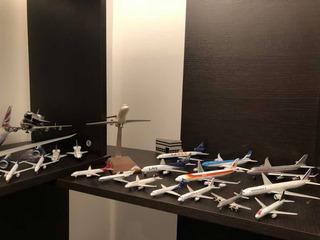 Colección De Aviones Herpa