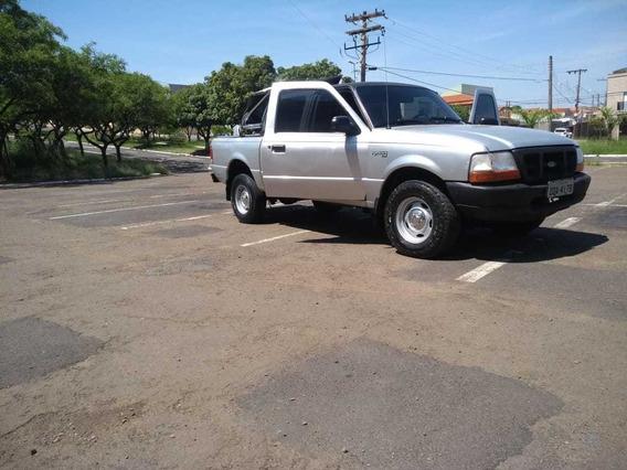 Ford Ranger 4x4 (diesel) Xl Dupla- Completa (troco)