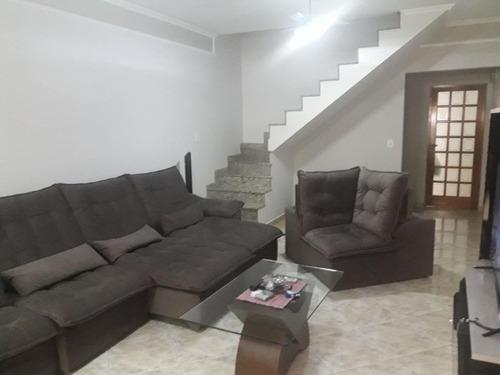 Sobrado À Venda, 112 M² Por R$ 734.000,00 - Parque Vitória - São Paulo/sp - So2105