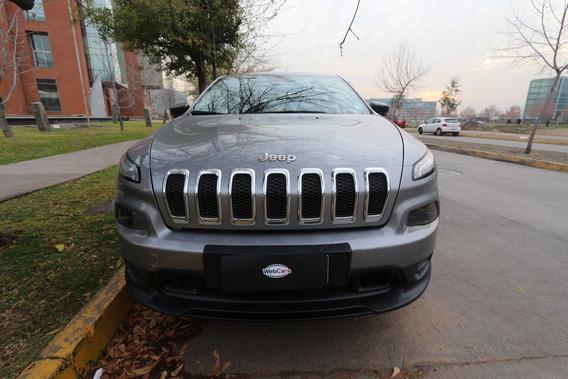 2016 Jeep Cherokee 2.4 Auto Sport