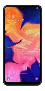 Celular Libre Samsung A10 32gb Ds Azul