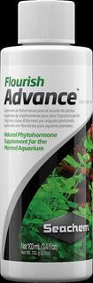 Seachem Flourish Advance 100 Ml Acuario Plantas Plantados