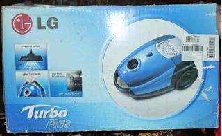 Aspiradora Lg Turbo Plus - Max Power 1600w