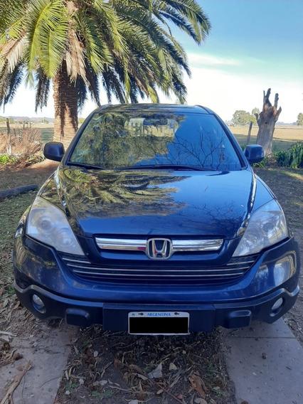 Honda Crv 4wd (4x4) 2008 - Cuero - Automática