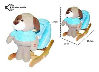 C/asiento Mecedor Infantil C/sonido Barios Modelos