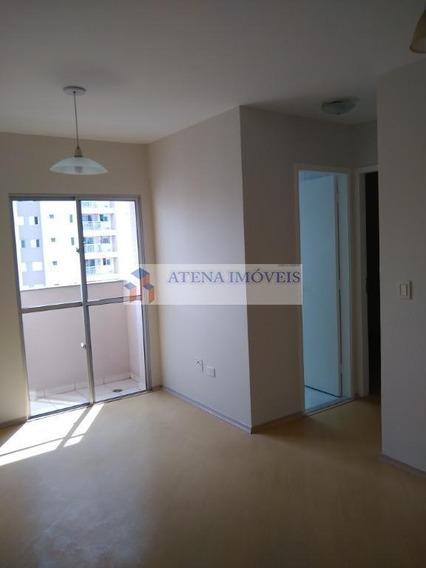 Apartamento Com 2 Dormitórios Para Alugar, 53 M² Por R$ 1.400/mês - Gopoúva - Guarulhos/sp - Ap1476