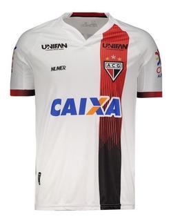 Camisa Atlético Goianiense Numer 2018 #10 Frete Grátis