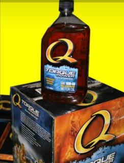 Aceite 10w-40 Sintetico Q Torque Power Importado Por Cajas