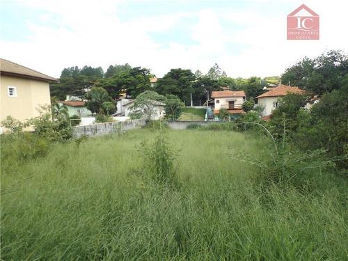 Terreno À Venda, 1010 M² Por R$ 340.000,00 - Monte Catine - Vargem Grande Paulista/sp - Te0134