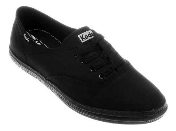 Tênis Feminino Keds Champion Woman Canvas Lona