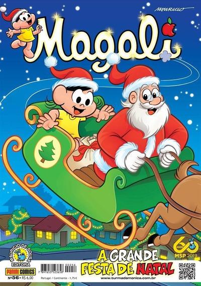 Gibi Da Magali - 56 - A Grande Festa De Natal