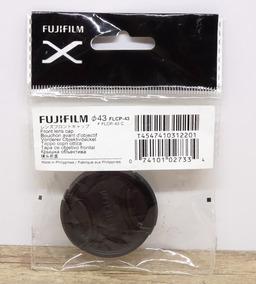 Fuji Tampa Lente 43mm - Flcp-43 - Rara Lacrada 100% Original