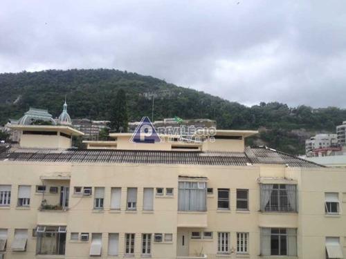 Imagem 1 de 11 de Apartamento À Venda, 3 Quartos, 1 Vaga, Laranjeiras - Rio De Janeiro/rj - 10445