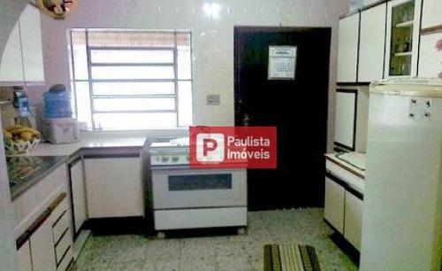 Casa Com 3 Dormitórios À Venda, 230 M²  Campo Grande - São Paulo/sp - Ca0702