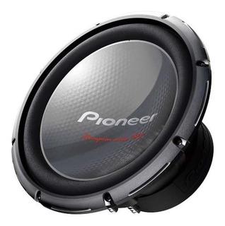 Subwoofer Pioneer Ts-w3003d4 2000w 12 Doble Bobina