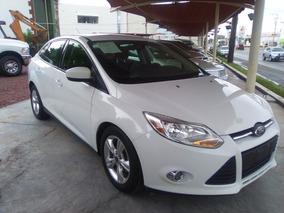 Ford Focus Se 2012 Blanco Aut Con Aire