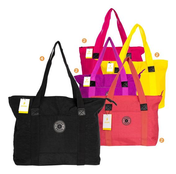 Shopper Mujer 24x20x7 Liso