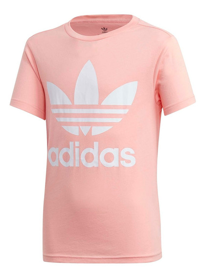 Remera adidas Originals Trefoil Kids -fm5661