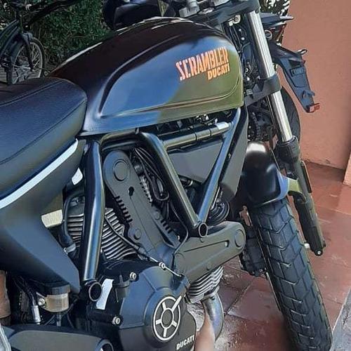 Ducati Scrambler 400 Sixty 2 2019 Km 19000 Unico Dueño!!