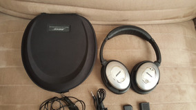 Fone Bose Quietcomfort 15 (qc-15) Noise Cancelling (usado)
