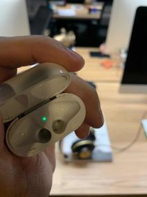 Airpod (apenas O Carregador) Com Nota Fiscal Da Apple