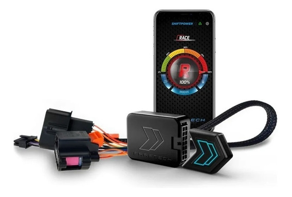 Shiftpower 4.0+ Audi Rsq3 2012 A2018 Chip Acelerador Bluetoo