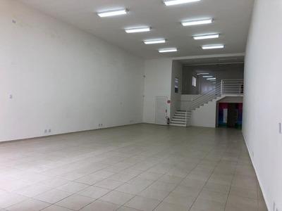 Salão À Venda, 240 M² Por R$ 955.000 E Locação R$ 5.000,00 - Centro - São José Dos Campos/sp - Sl0007