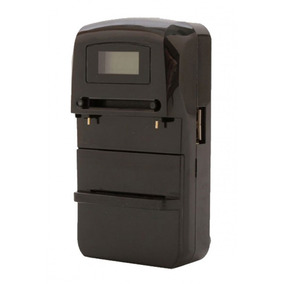 Carregador Universal Bivolt Bateria Usb Vivitar Vivsc2100b