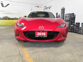 Mazda Mx-5 2016 I Sport 2.0 Mt
