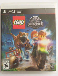 Ps3 Video Juego_ Lego Jurassic World En Español_playstation3