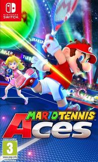 Mario Tennis Aces Switch - Nuevo Físico - Envío Gratis