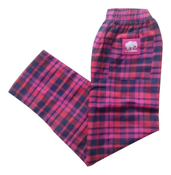 Pantalon Elepants Niños (viyela) Talle 2-12