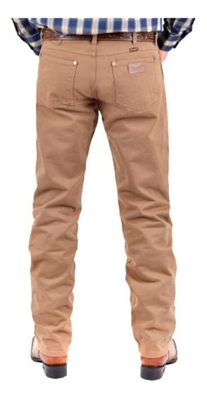 Calça Jeans Masculina Marrom Wrangler 13mwzbw36