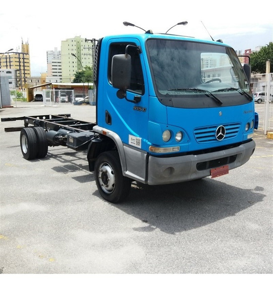 Mb Accelo 915 Ano 2006 No Chassi