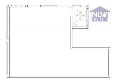 Imagem 1 de 7 de Sala Para Alugar, 43 M² Por R$ 2.200,00/mês - Jardim Bela Vista (zona Norte) - São Paulo/sp - Sa0109