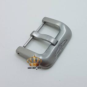 Fecho Fivela Invicta 24mm - Aço Escovado - S1 - Jason Taylor
