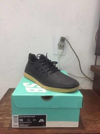Nyjah Free Nike Sb