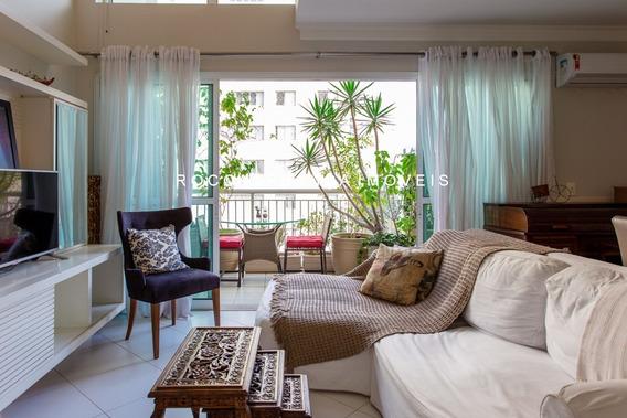 Apartamento Residencial Em São Paulo - Sp, Vila Nova Conceição - Ap03413